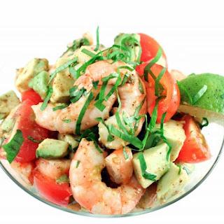 Southwest Shrimp Ceviche