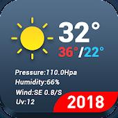 Tải Local weather widget&Forecast APK