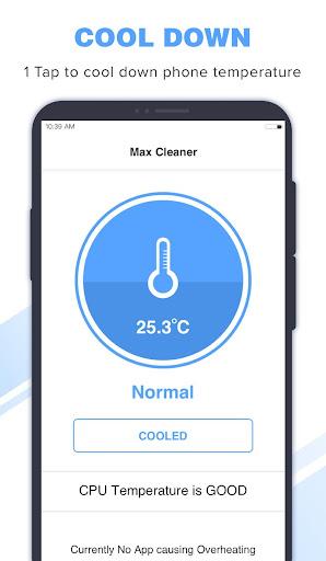 Max Cleaner screenshot 1