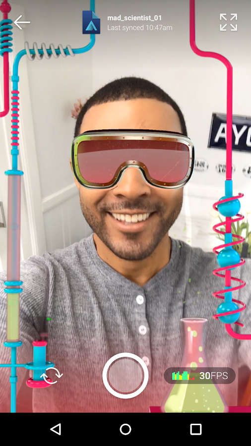 AR Studio Player (Unreleased)- screenshot