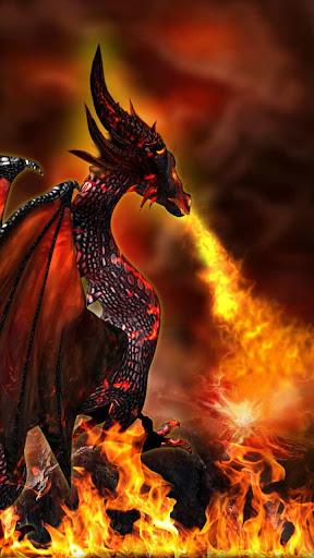 3D Fire dragon 1.1.7 screenshots 1