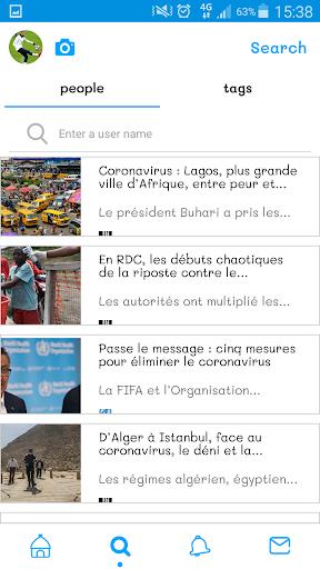 WE Social Network screenshots 3