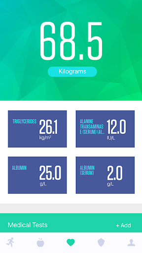 GlobeMed Fit 3.4 screenshots 3