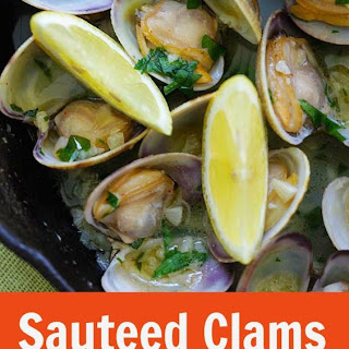 Sauteed Clams.