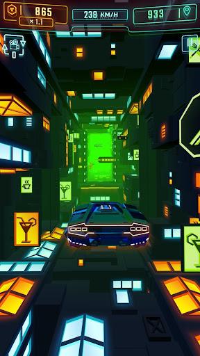Neon Flytron screenshots 5