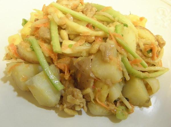 Indonesian Chicken Salad Recipe