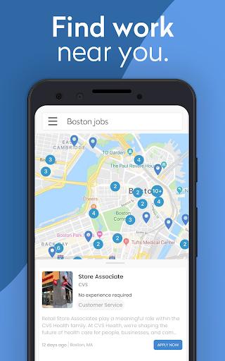 JobGet: Job Search & Find Work Instantly 4.14 screenshots 1
