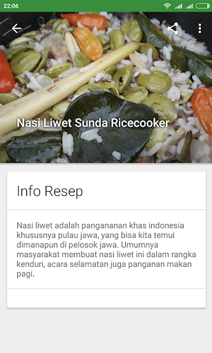 Resep Khas Sunda for PC