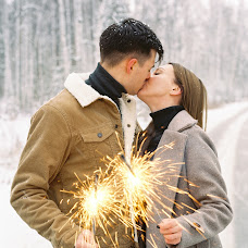 Huwelijksfotograaf Anastasiya Bryukhanova (BruhanovaA). Foto van 12.12.2018