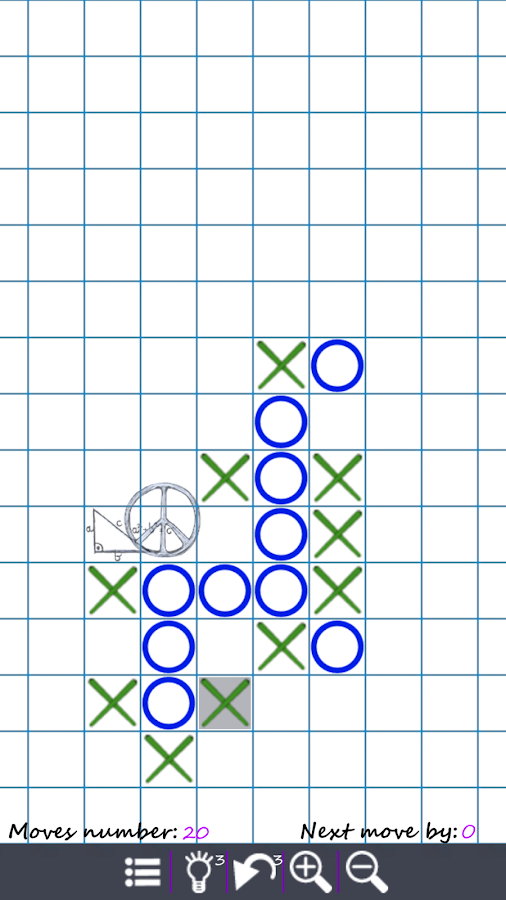 Gomoku - Back to School- screenshot
