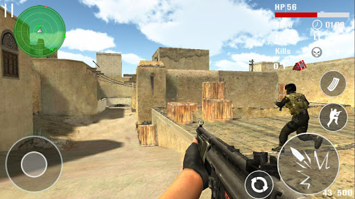 Counter Terrorist Shoot  gameplay | by HackJr.Pw 12