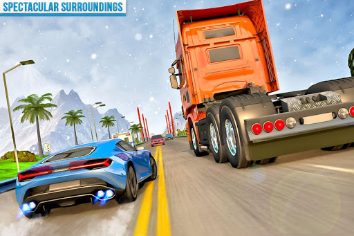 Traffic Car Highway Rush Racing 2.0 screenshots 22