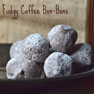 Fudgy Coffee Bon-Bons.