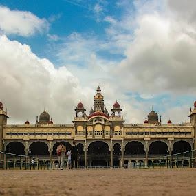 Mysore Ambavilas Palace by Aditi Dinakar - Buildings & Architecture Public & Historical ( canon, mysore, palace, ambavilaspalace, aditi )