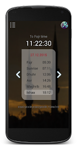 Salat Time and Tasbeeh screenshot 6