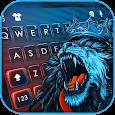 Lion King Roar Keyboard Background