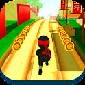 Subway Ninja Endless Runner icon