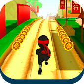 Subway Ninja Endless Runner