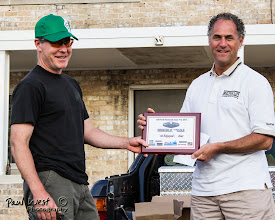 Photo: Brad Anesi wins the Most enjoyed Merkur award