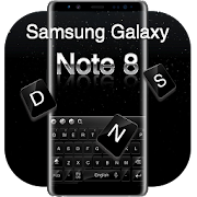 App Keyboard for Galaxy note8 APK for Windows Phone
