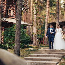 Wedding photographer Denis Manov (DenisManov). Photo of 23.05.2018