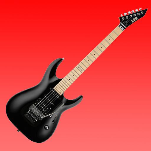 電吉他 LOGO-APP點子