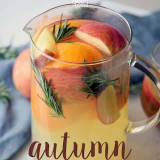 Autumn Harvest Punch Recipe (Mocktail).