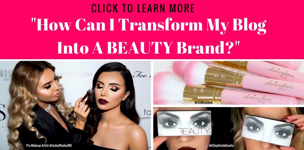 Life After YouTube & Instagram For Beauty Bloggers & MUAs