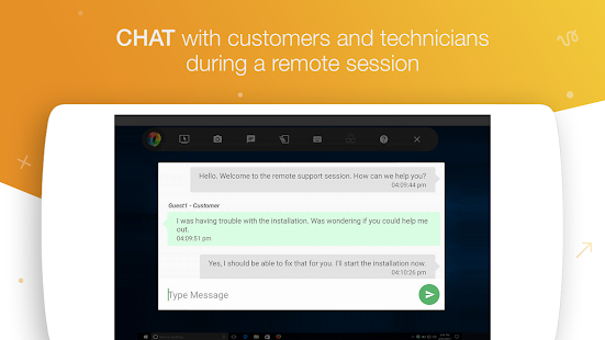 Remote Support and Remote Desktop - Zoho Assist- screenshot thumbnail