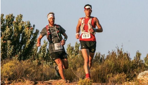 SA duo breaks world record running up and down Table Mountain 14 times