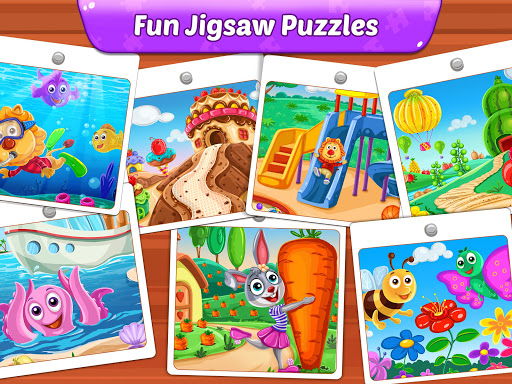 Puzzle Kids - Animals Shapes and Jigsaw Puzzles 1.0.6 screenshots 20