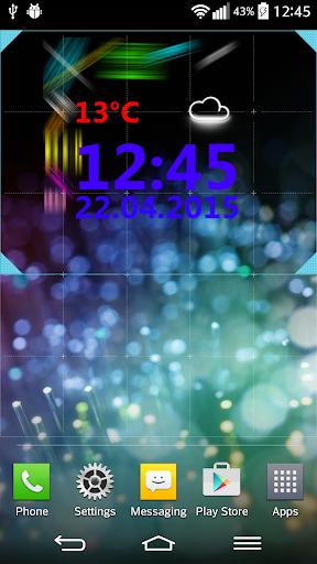 Digital Clock  screenshots 5