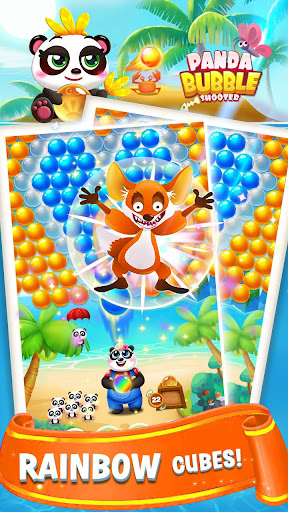Bubble Shooter Sweet Panda APK MOD (Astuce) screenshots 3