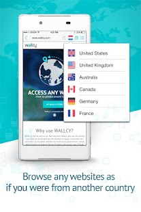 Wallcy - Free VPN, Proxy moded apk - Download latest version 1 0