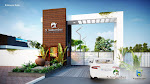 5 Audumber is a premium 2 & 3 BHK Row-house Project by B.J. Constructions