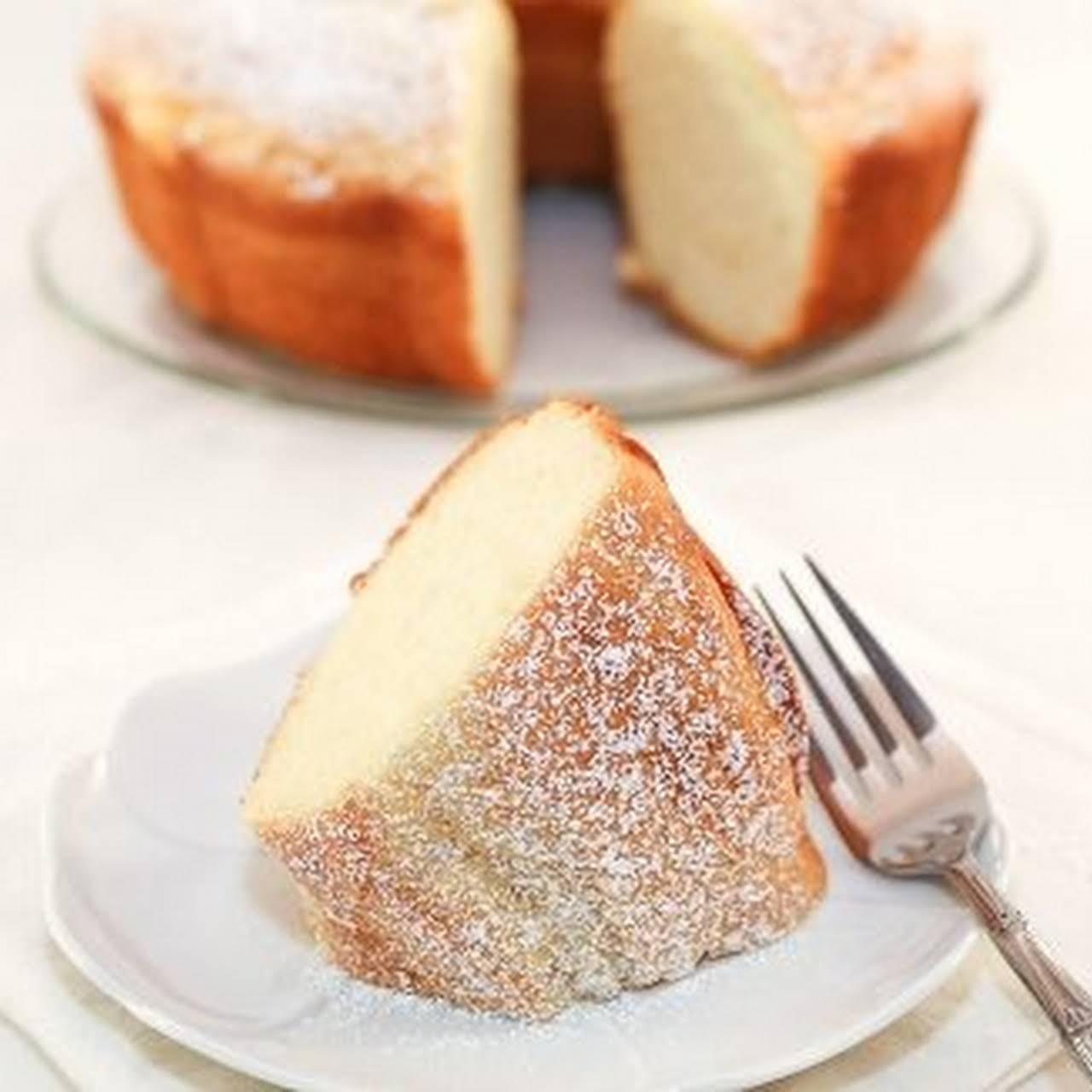 White Cake – Box Cake Mix Made Lighter