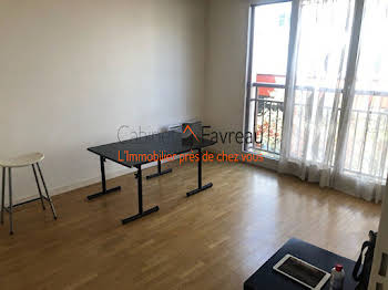 Studio meublé 28,64 m2