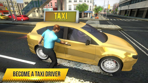 Taxi Simulator 2018  screenshots 2