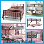 Minimalis Iron Bed Design Idea 1.0