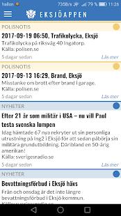 eksjö dating apps