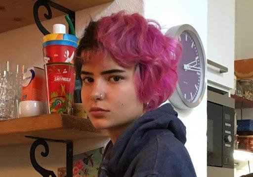 Seit fast zwei Wochen gibt es kein Lebenszeichen der in Berlin-Kreuzberg vermissten 16-jährigen Schülerin Amy. Foto: Privat