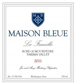 Logo for Maison Bleue GSM