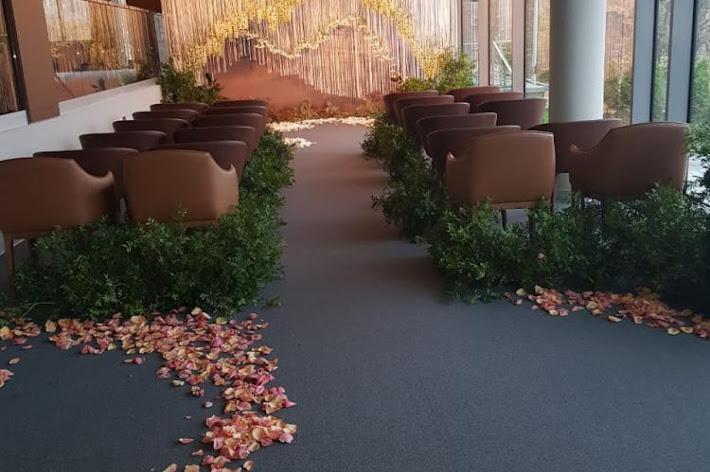 Фото №2 зала Ресторан Sapphire