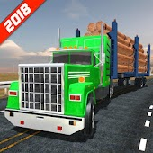Highway Cargo Truck Transport Simulator