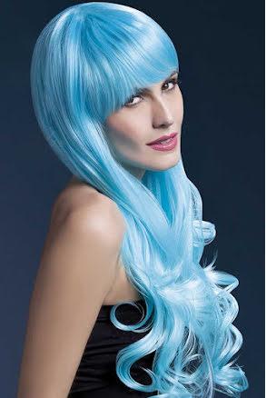 Peruk, Emily blå