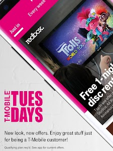 T-Mobile Tuesdays 6.1.0