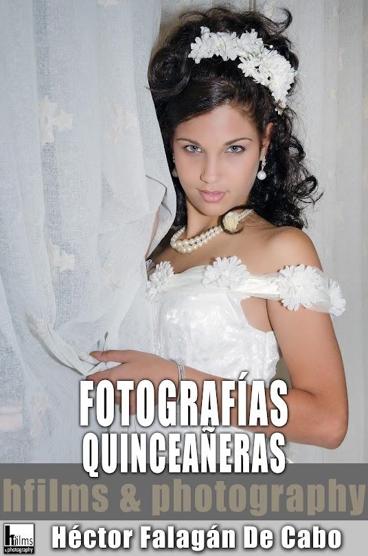 Fotografías de Quinceañeras