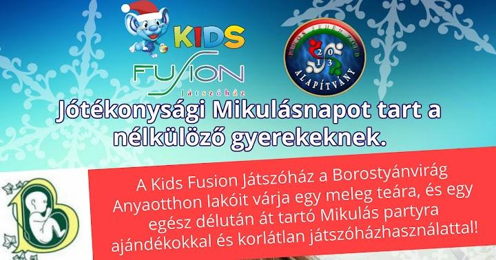 Jótékonysági mikulás ünnepség a kaposvári nélkülöző gyermekek részére