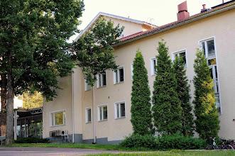 Photo: Koskenrinteen Koti, Närhintie 2. Kuva Raimo Oksala.