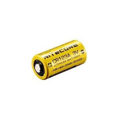 Batteri 3V Nitecore